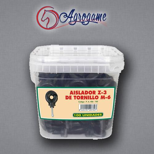 Comprar AISLADOR Z-3 DE TORNILLO M-6 a los mejores precios en Mérida Badajoz